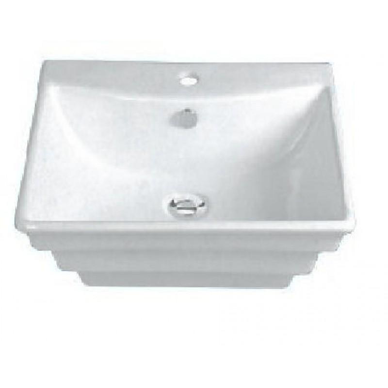 ... Bathroom Toilet Vanity Shower Basin Sink Laundry -Insert Basin W105