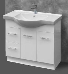 Letuh Pty Ltd Melbourne Bathroom Toilet Vanity Shower Basin Sink Laundry Semi Recessed